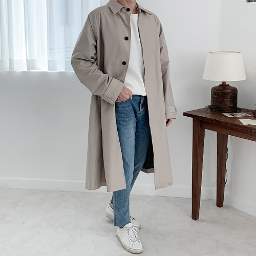 Hidden Robe Coat (3color)