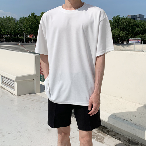 Cool Knit T-Shirt (13color)