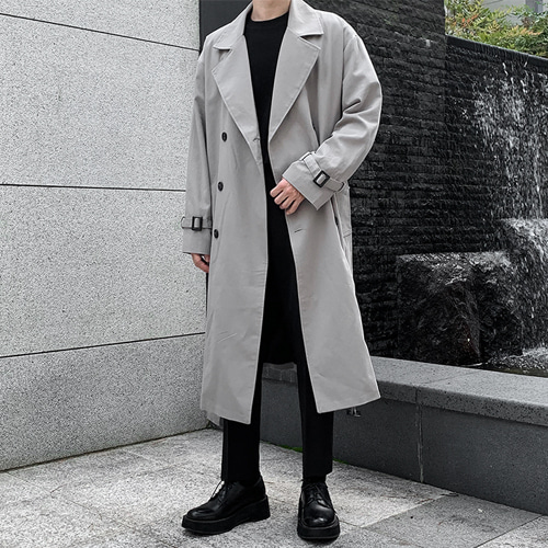 Rayble Trench Coat (5color)