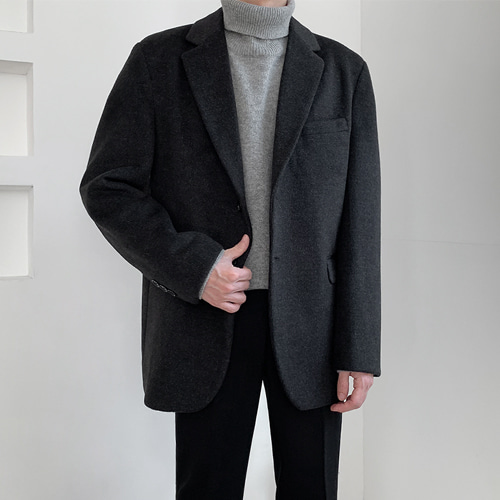 Made Wool Jacket (3color)