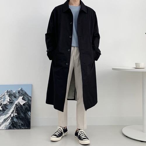 Motion Mac Coat (3color)