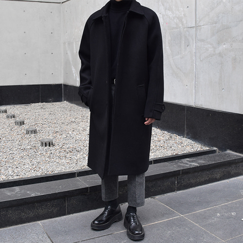 Hidden Mac Coat (2color)