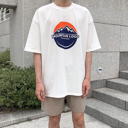 Mountain T-Shirt (2color)