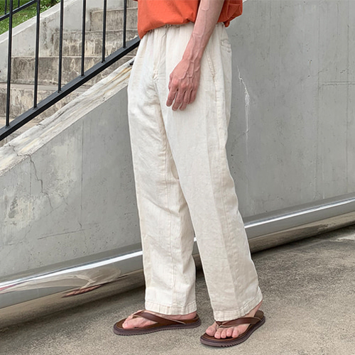 Lounge Wide Pants (2color)