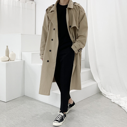 Barbara Trench Coat (2color)