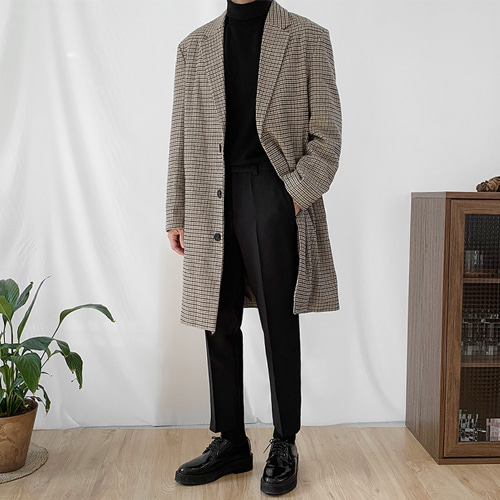 Berlin Wool Coat