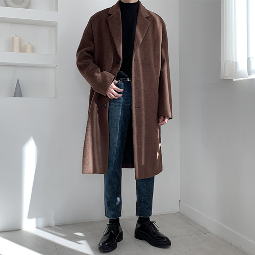 Alpaca Coat (2color)