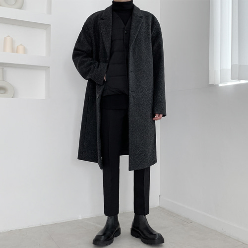 Albert Wool Coat (2color)