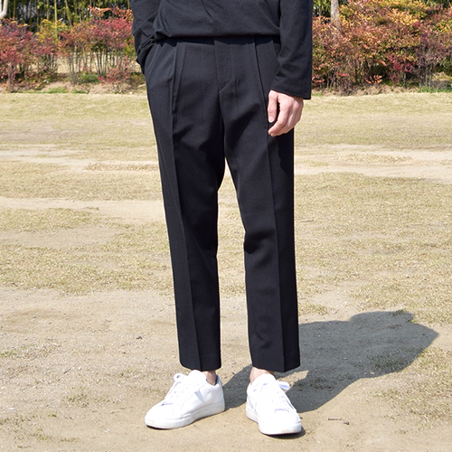 Semi Wide Slacks (3color)