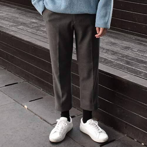Evening Wool Slacks (2color)