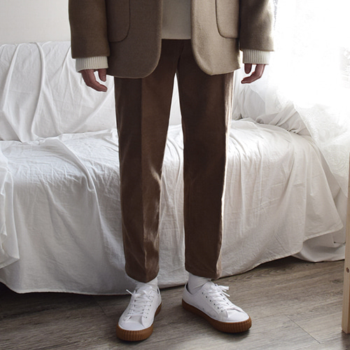 Stan Corduroy Pants (3color)