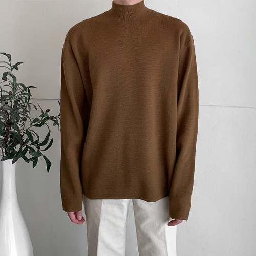 Marni Neck Knit (3color)