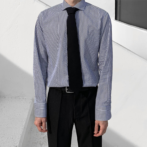 Pablo Dress Shirts (Stripe)