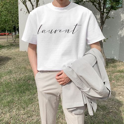 Laurent T-Shirt (3color)