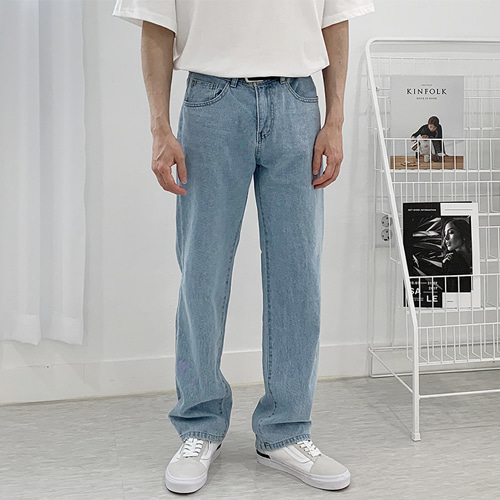 Made Wide Denim
