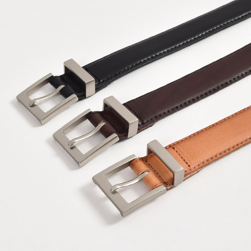 Kate Leather Belt (3color)