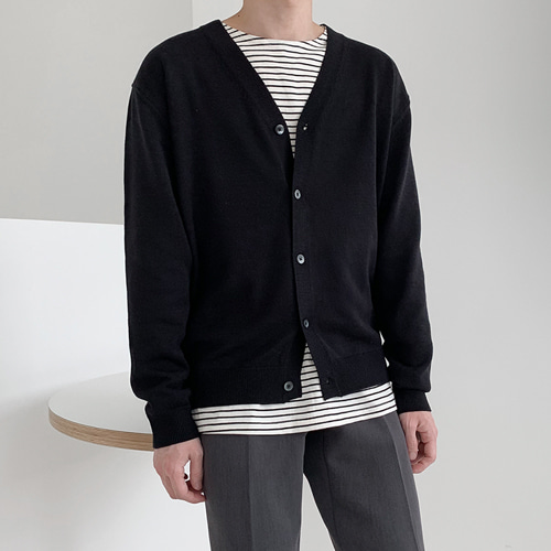 Lowell Linen Cardigan (6color)