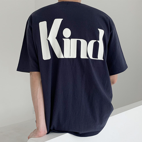 Kind T-Shirt (3color)